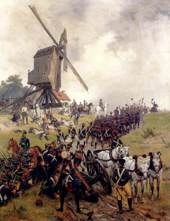 Crofts_Ernest_The_Battle_Of_Ligny