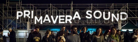 BARCELONA, SPAIN - MAY 29:  Public leaving the third day of Primavera Sound 2015 on May 29, 2015 in Barcelona, Spain.  (Photo by Xavi Torrent/WireImage)
